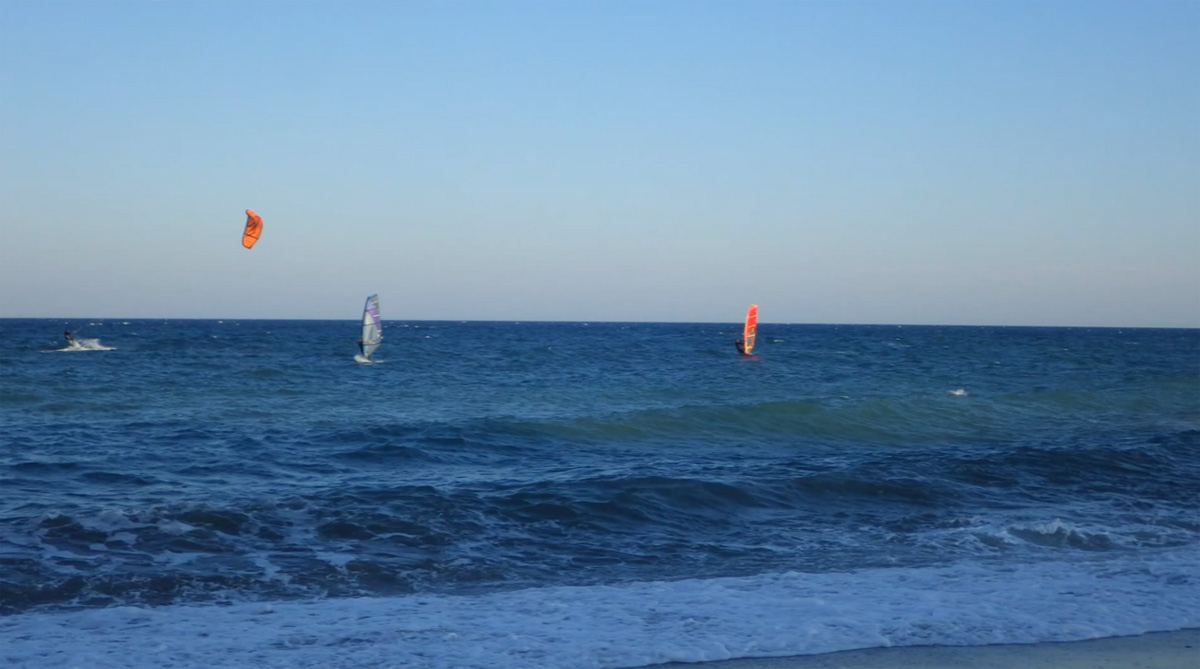 Windsurf, Finale Ligure