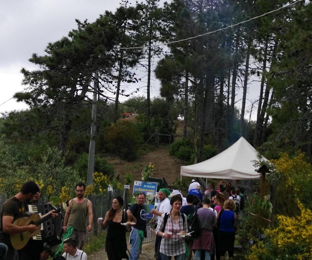 San Bartolomeo Levanto, Mangialonga 2017