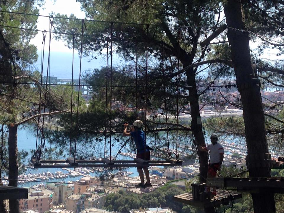 Parco Avventura Pegli
