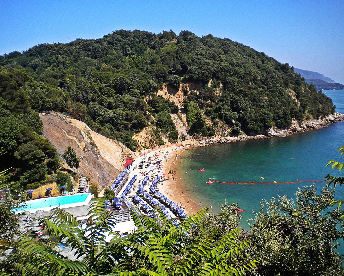 Baia Blu Spiaggia Lerici