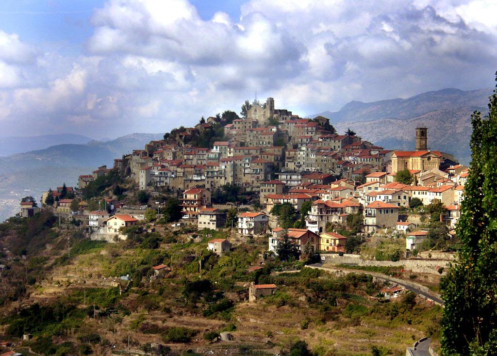 Baiardo, Liguria