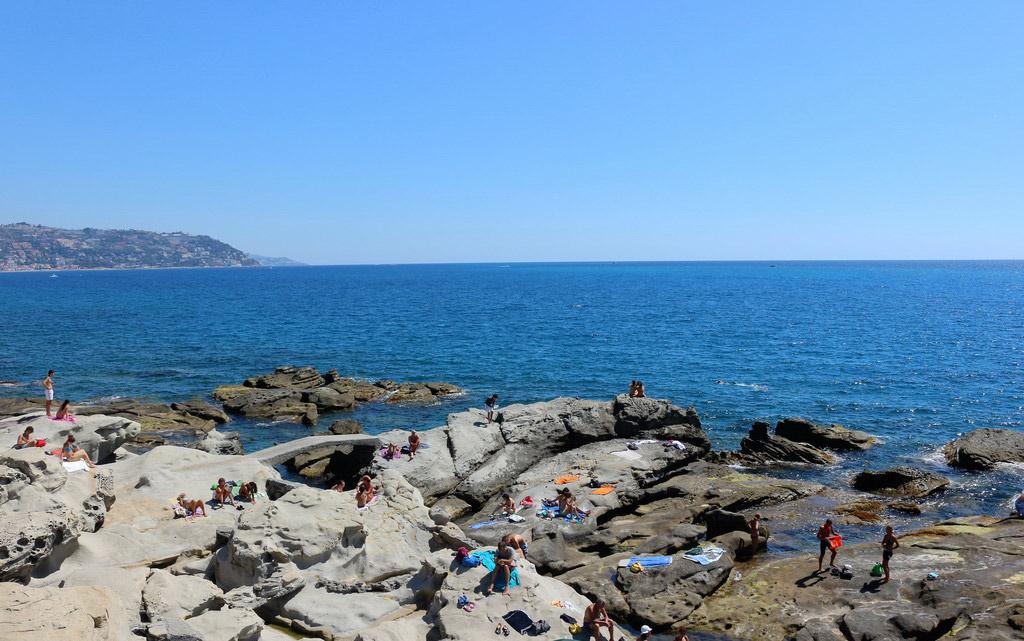 Bordighera Capo Sant'Ampelio