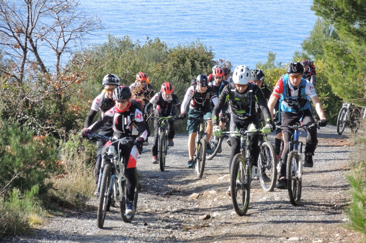 Mountain Bike a Diano Marina