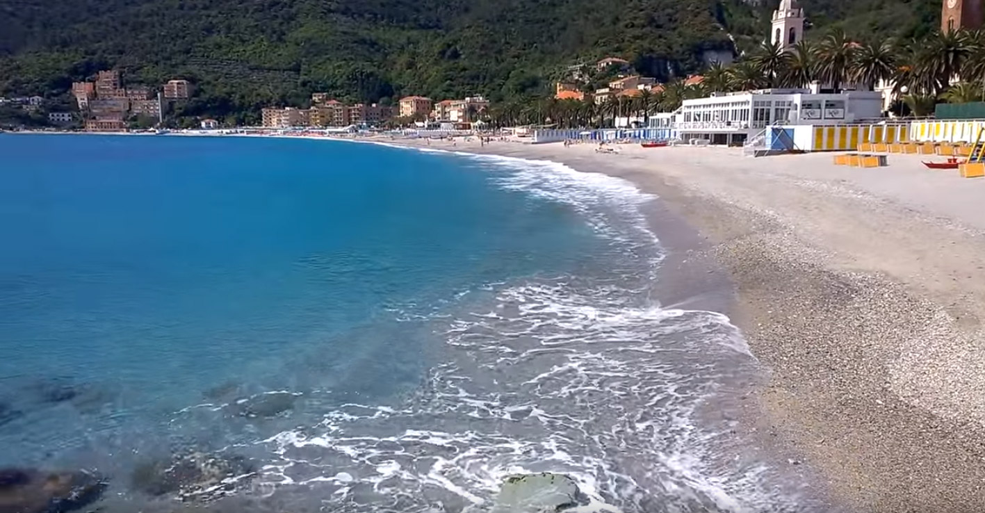 Noli beach