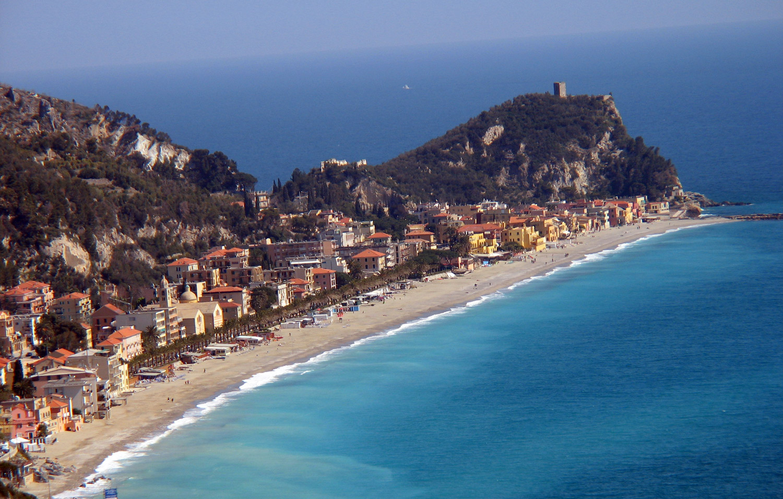 beach Varigotti