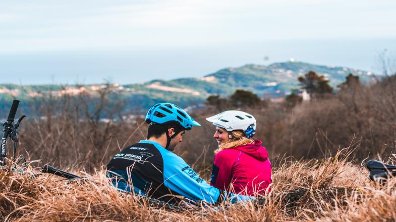 Il percorso di LiguriaBikeXperience