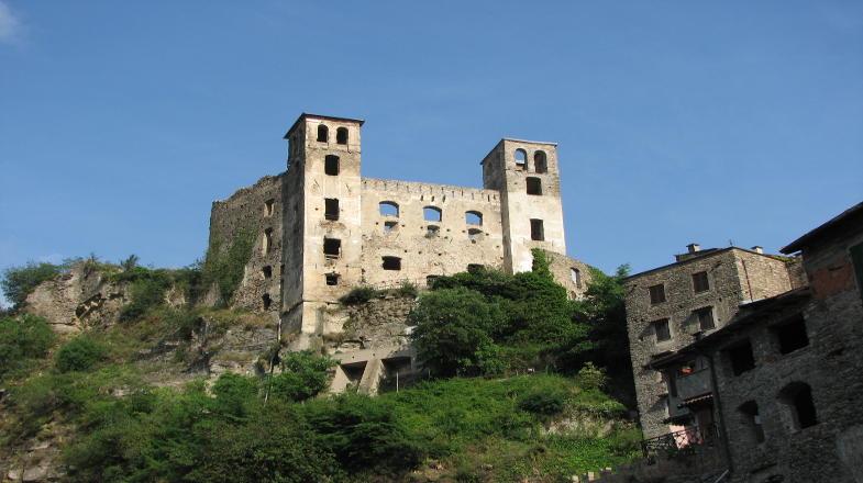 Castello Doria a Dolceacqua