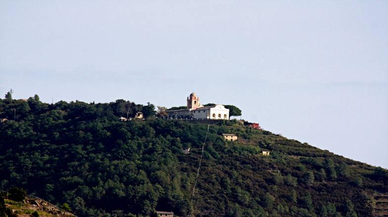 Santuario della madonna di Montenero>
