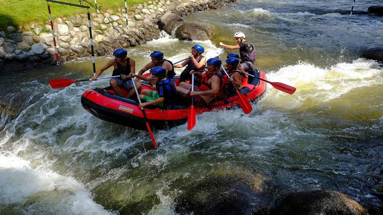 rafting Liguria