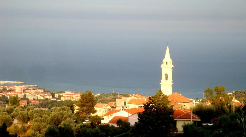 Panorama da Diano Gurleri