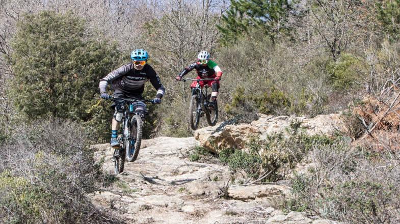 Fieno trail, Pietra Ligure