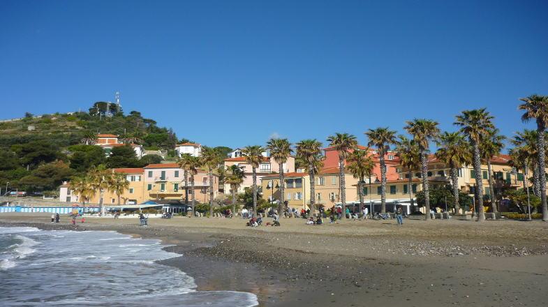 Spiaggia libera per cani, San Lorenzo al Mare