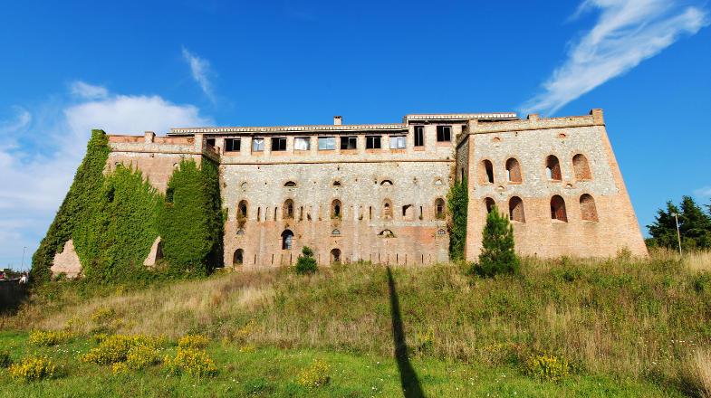 Forte Begato, Genova