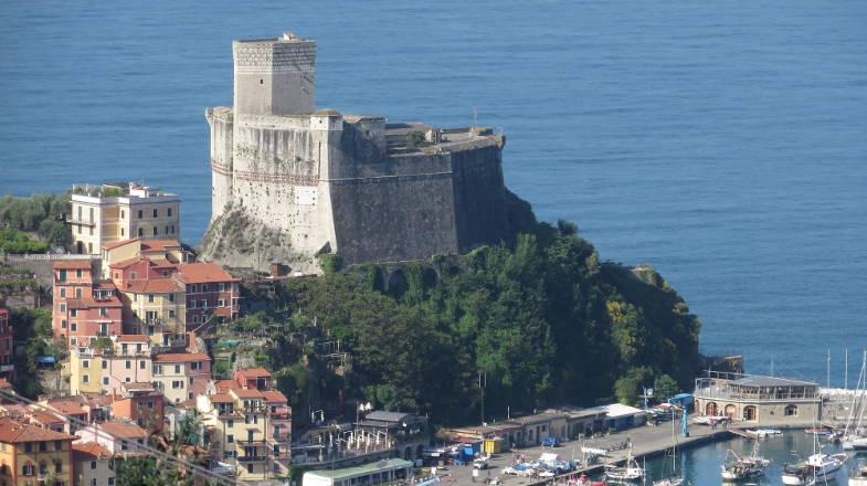 Castello San Giorgio, Lerici