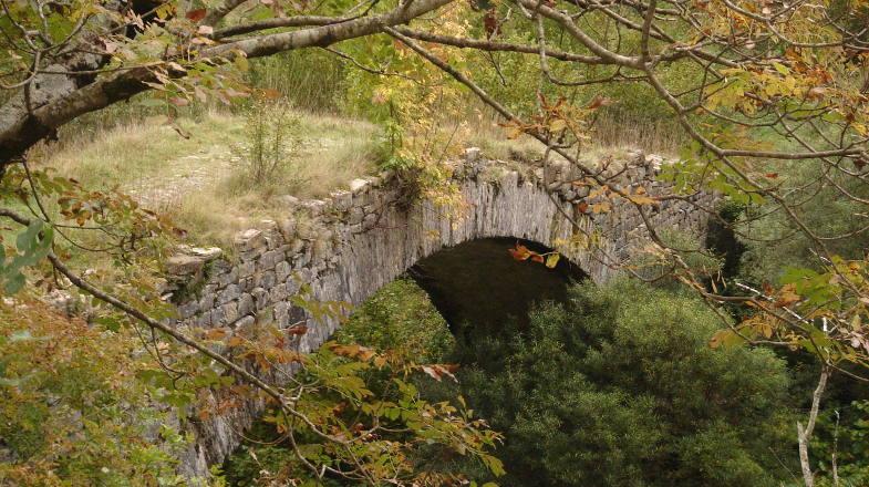Ponte romano - S.Stefano d'Aveto