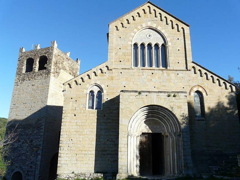 Chiesa dei Santi Giacomo e Filippo, Andora