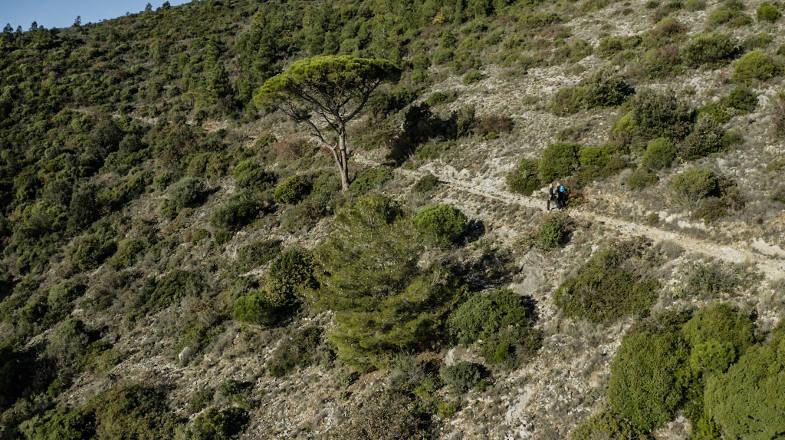 L'anello del Piccaro, trekking in Liguria