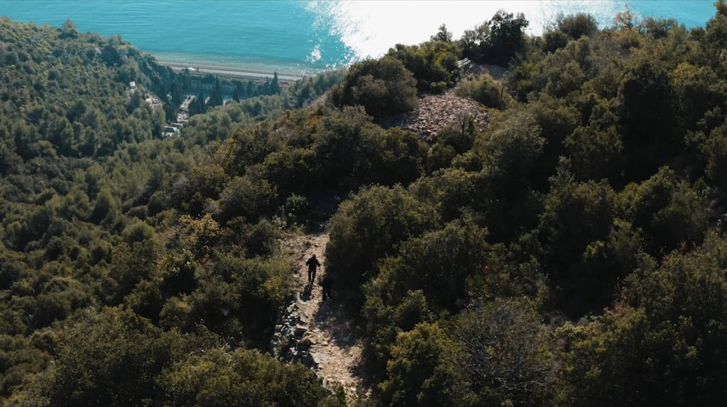 Trekking a Borgio Verezzi