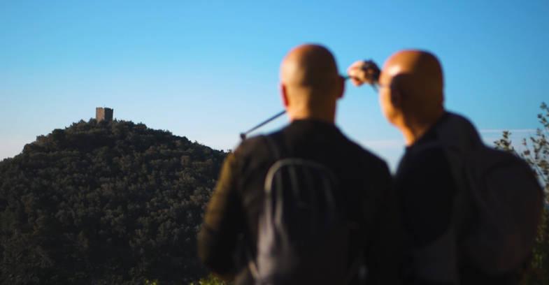 La Torre delle Streghe-Trekking da Varigotti a Noli, Liguria