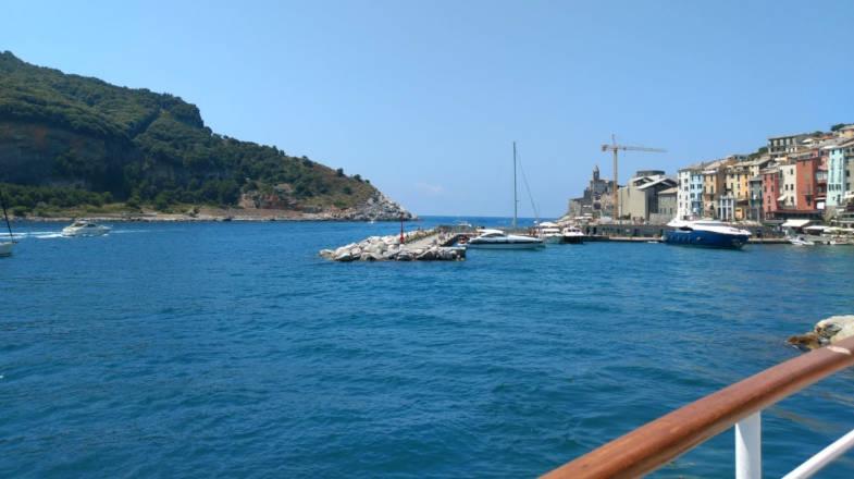 Tour delle tre isole, partenza da Portovenere