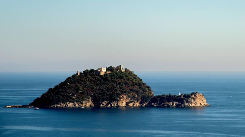 L'Isola Gallinara, tour in barca